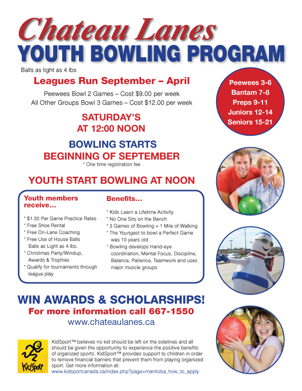 Youth Program Postr